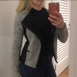 Banana Republic Tweed Jacket 2P  Professional Chic